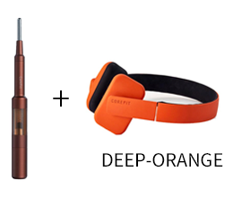 Face-Pointer + Face-Player DEEP ORANGE