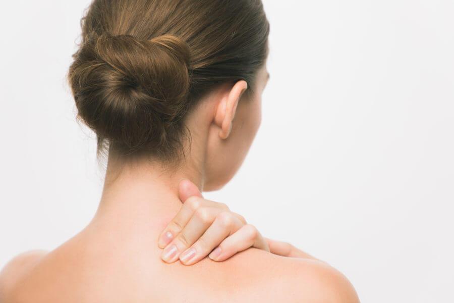 肩コリ 筋膜リリース